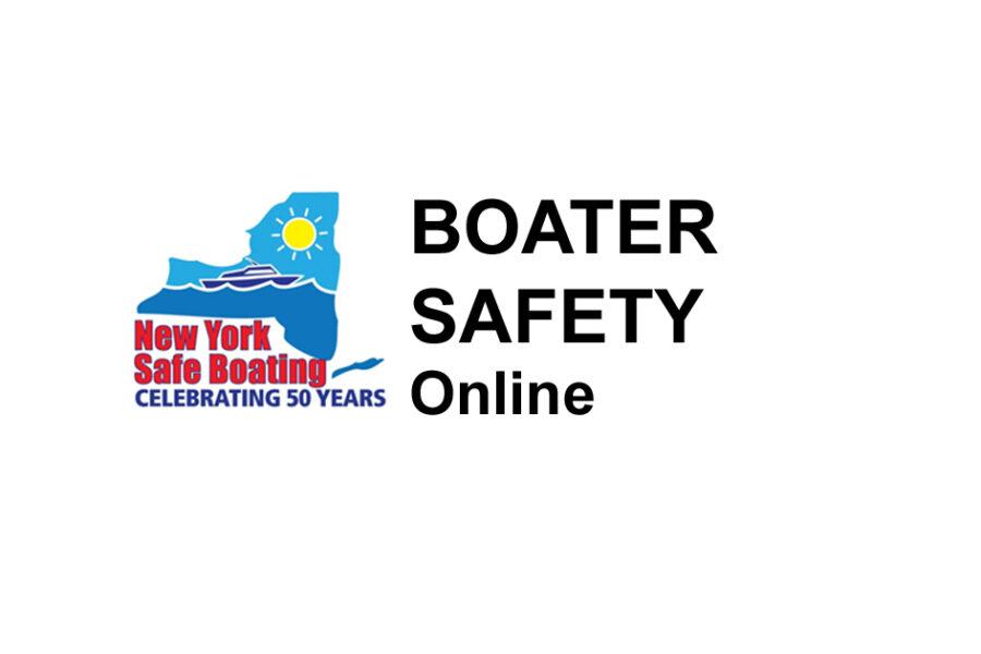 Online Boater Safety Option