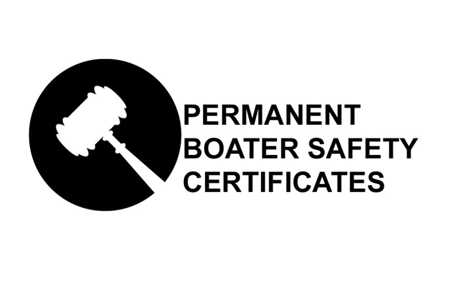 Permanent Boater Safety Certificates